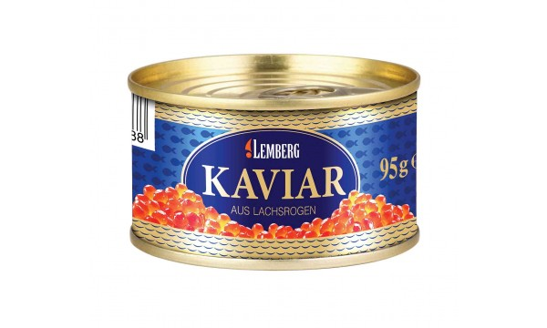""" ALASKA GOLD"" LAŠIŠŲ (NERKŲ) IKRAI 75g"